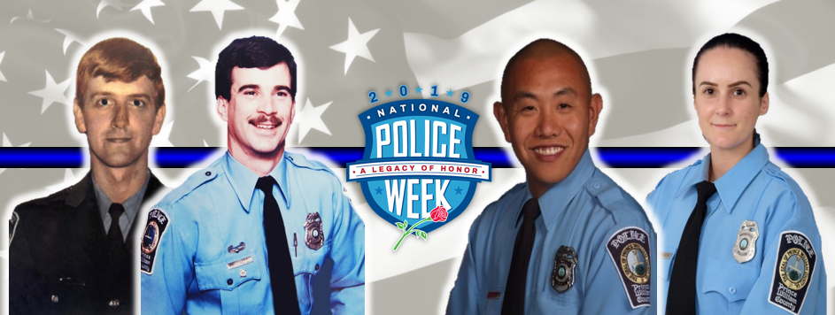 2019 Police Week May 12th through May 19th